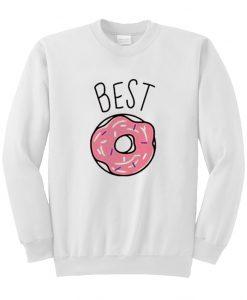 Funny Best Friends Donuts Sweatshirt