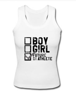 Future D1 athlete tank top