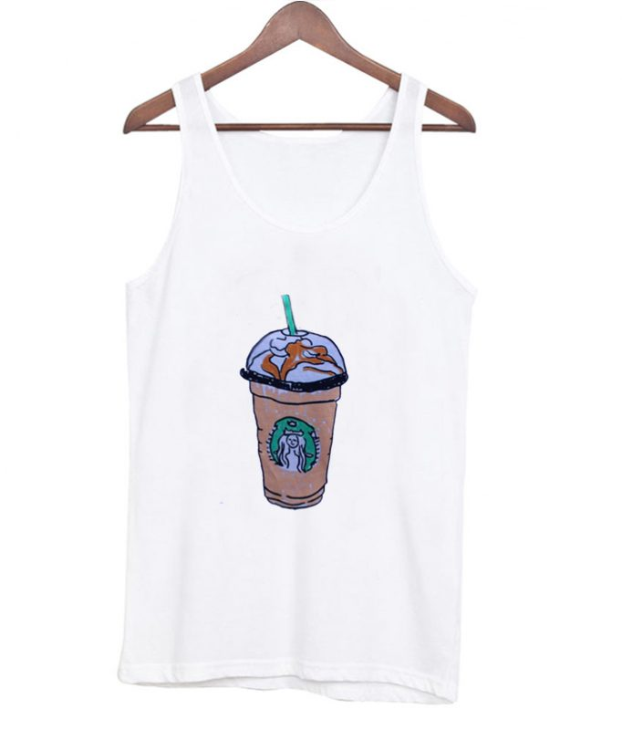 Starbucks Coffee Tank Top