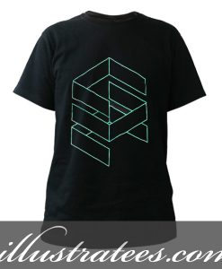 stacked t-shirt
