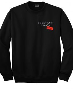 Twenty One Pilots SweatshirtTwenty One Pilots Sweatshirt
