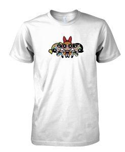 The Powerpuff Girl tshirt