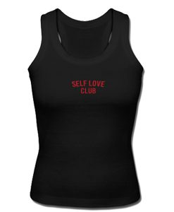 Self Love Club tanktop