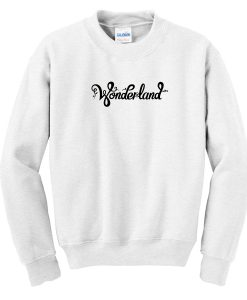 Wonderland Sweatshirt