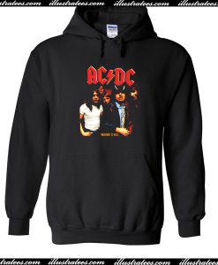 ACDC Highway To Hell Hoodie