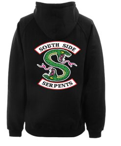 Southside Serpents Hoodie back
