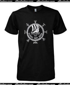 Viking Floki Shipyard Scandinavia T Shirt