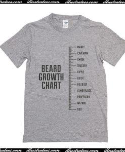 Wizard God Beard T-Shirt