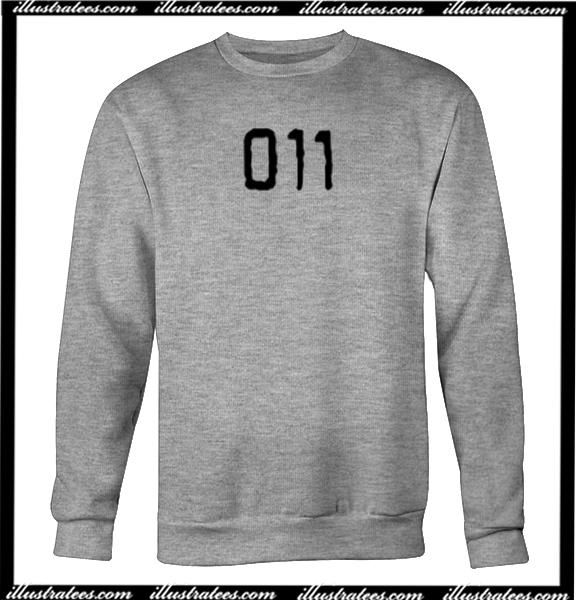 011 Sweatshirt