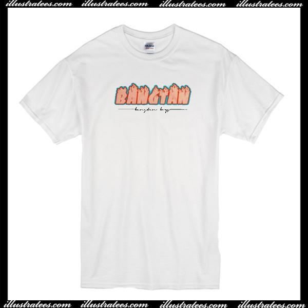 Bangtan Infires T-Shirt