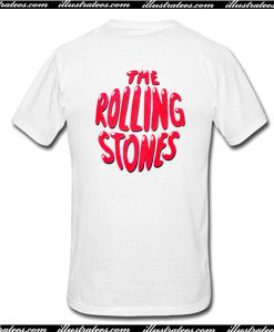 The Rolling Stones T-Shirt Back