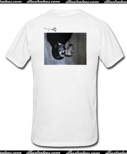 Ulzzang B & W Faces T-Shirt