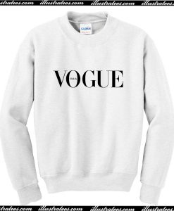 Vogue Italia Sweatshirt