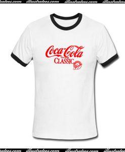 Coca-Cola Classic Ringer Shirt