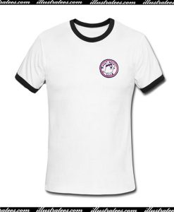Ghost Sports Club Ringer Shirt