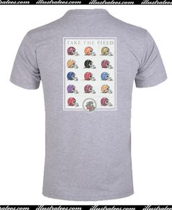 Southern Proper The Take The Field T-Shirt Back