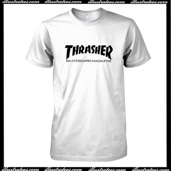 9202ce11 Thrasher Skateboard Magazine T-Shirt