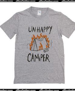 Unhappy Camper T-Shirt