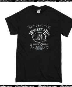 Whisky And Rye T-Shirt