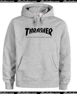 Thrasher Magazine Skateboard Hoodie
