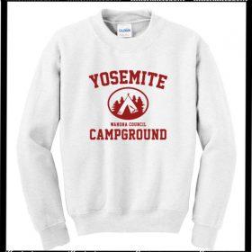 Yosemite Campground Sweatshirt
