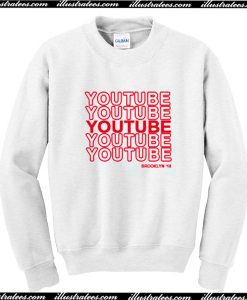 Youtube Brooklyn'18 Sweatshirt