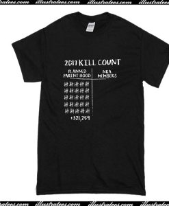 2017 Kill Count T-Shirt
