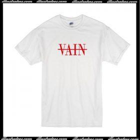 Not Vain T-Shirt