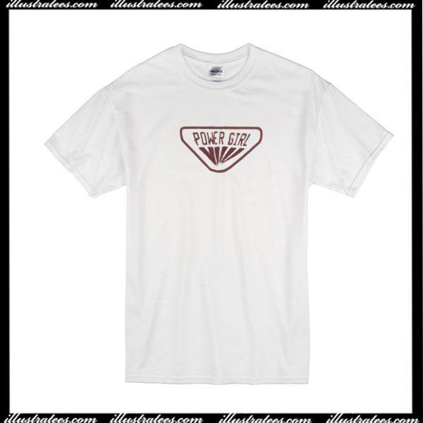 Power Girl T-Shirt