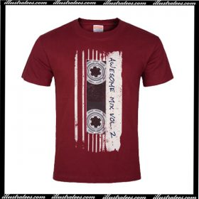 Awesome Mix Vol 2 T-Shirt