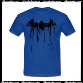 Batman Graffiti T-Shirt