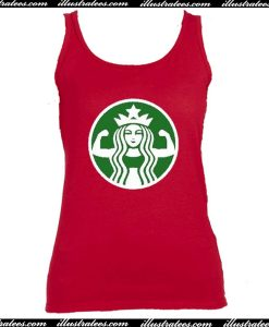 Star Buff Strong Starbucks Tank Top