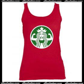 Star Buff Strong Starbucks Tank Top
