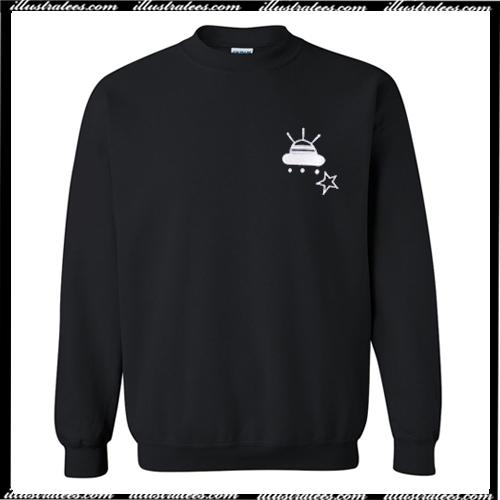 Rocket Stars Sweatshirt