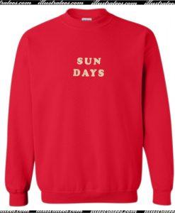 Sun Days Sweatshirt