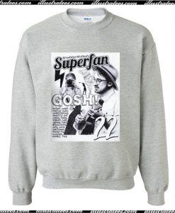Tom Felton Superfan sweatshirt