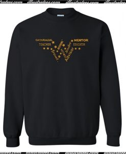 Wonder Woman Teacher Super Sweatshirt