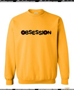Vinyl Obsession Sweatshirt