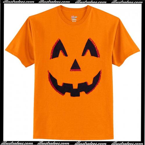 62ec1856 Jack O Lantern Pumpkin Costume T-Shirt