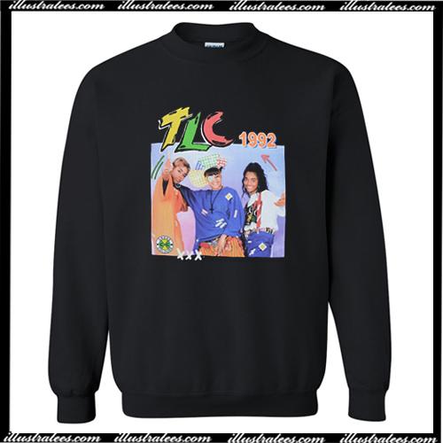 TLC 1992 Sweatshirt