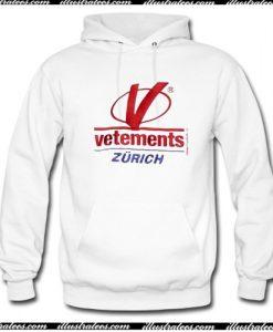 Vetements Zurich Hoodie