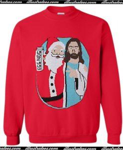 tacky christmas sweatshirt