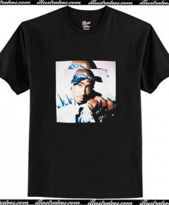 Tupac Blues Tee T Shirt