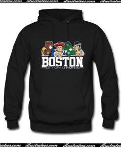 All Boston Hoodie