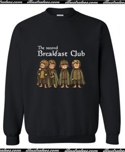 The second Breakfast Club Sweatshirt