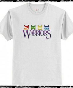 Warriors cats logo T Shirt