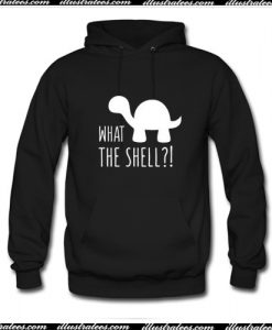Turtle What The Shell Hoodie Ap