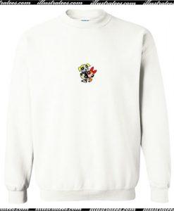 The Powerpuff Girls Sweatshirt Ap