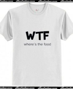 Where is the Food Trending t-shirt Ap