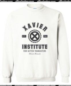 Xavier Institute Sweatshirt Ap